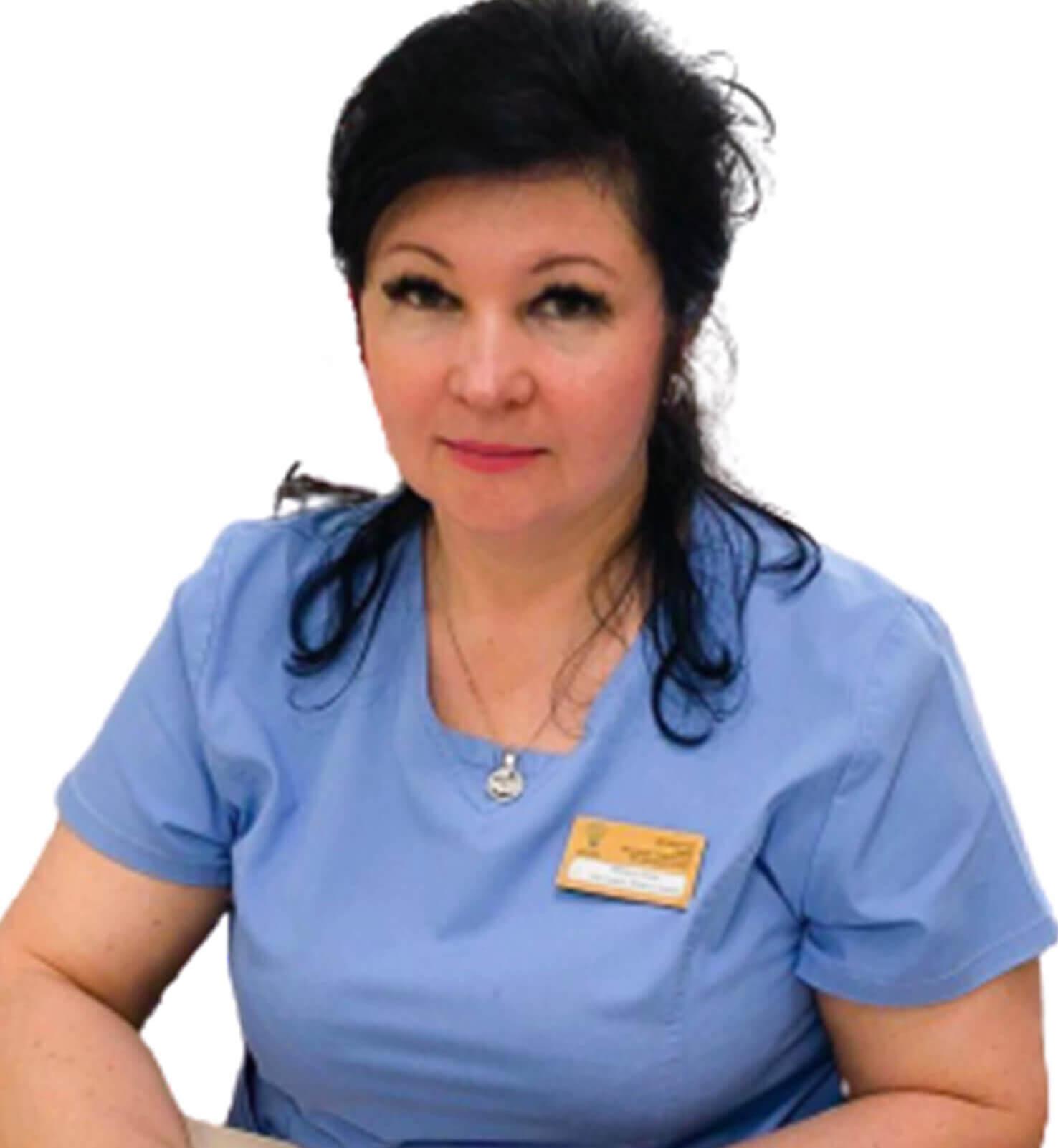 Айзятулова Эльмира Максутовна