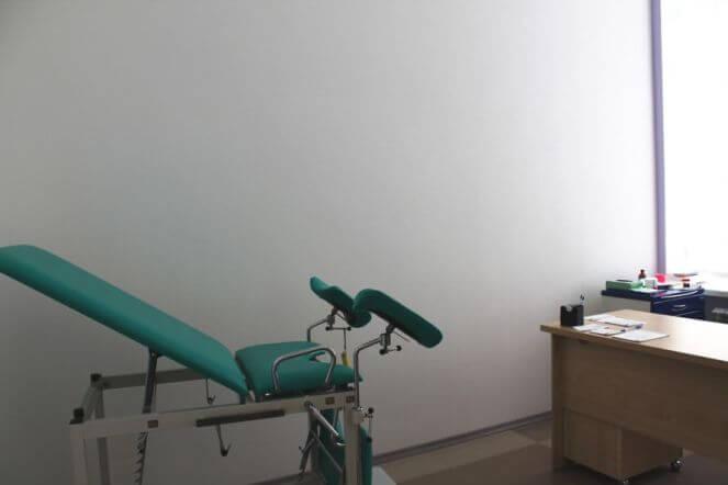 Кабинет первичного осмотра пациентов